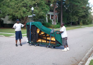 piano moving out