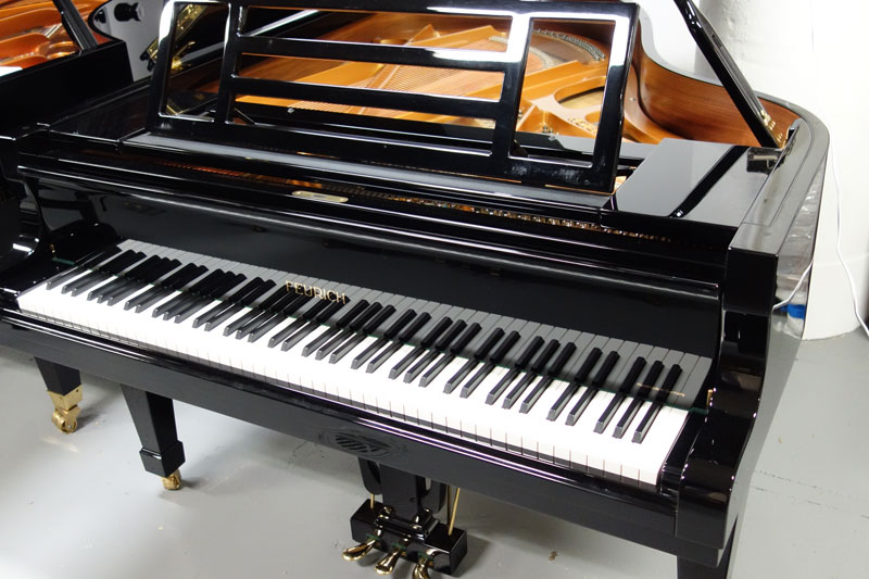 Feurich model 172 grand piano