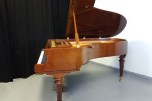 Feurich model 190 grand piano