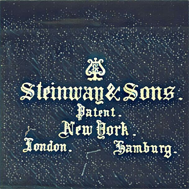An old Steinway logo