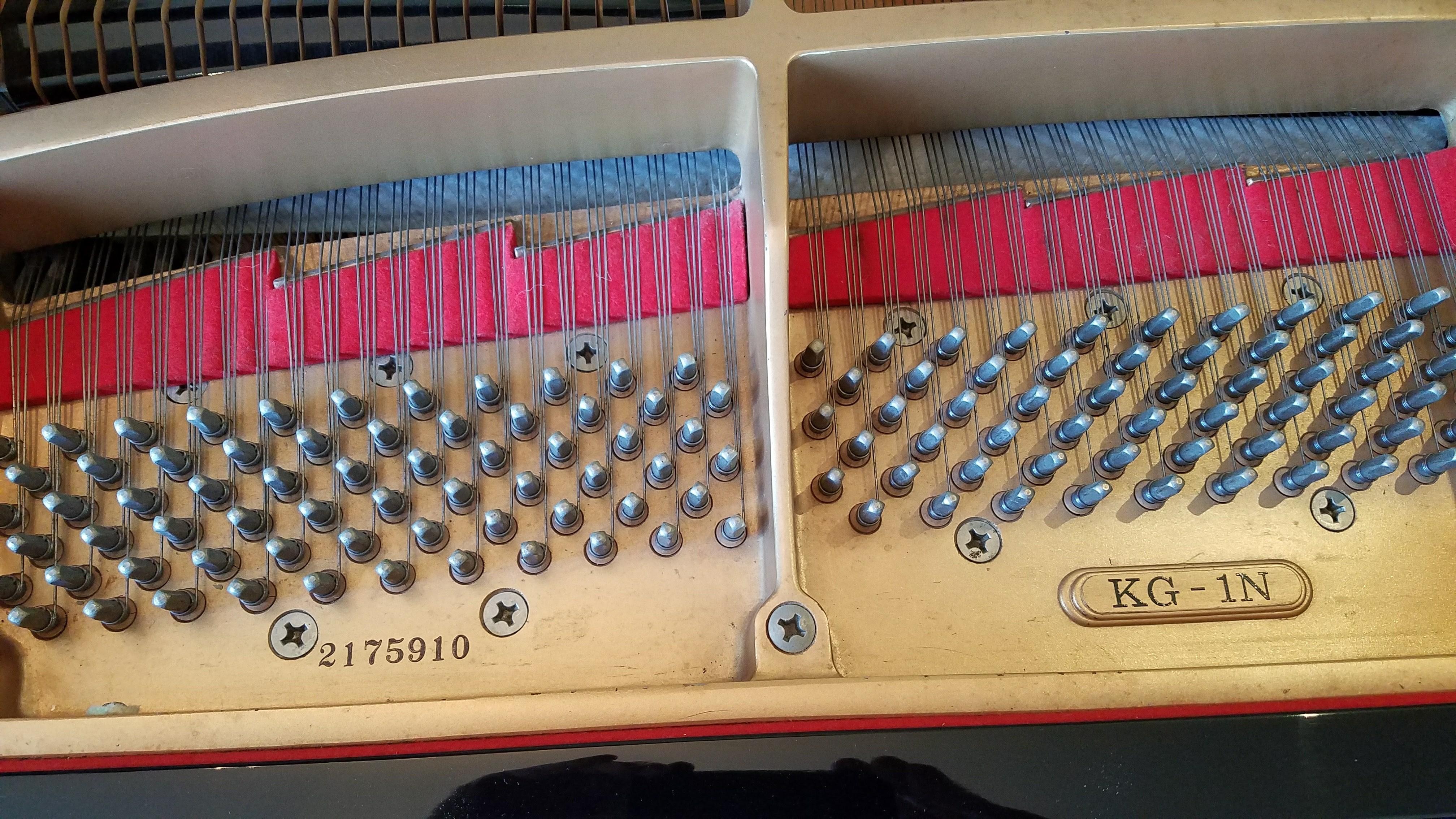 Kawai grand piano for sale