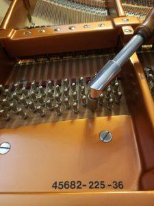 a piano tuning hammer